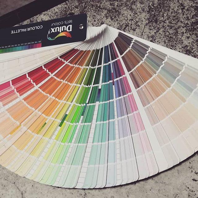 Sleva na míchání barev