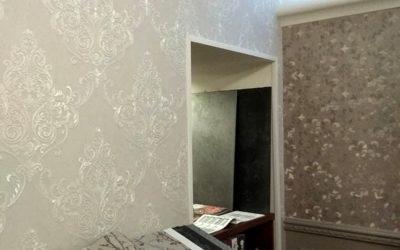 Tapety a dekorativní lišty